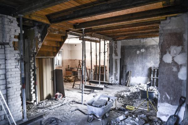 estimer coûts de rénovation