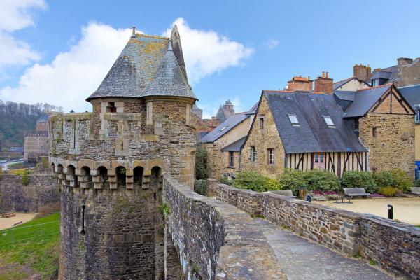 Pays de Fougères : Lécousse, Louvigné du Désert, Romagne...